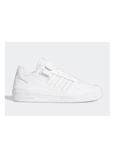 adidas Adidas Erkek Günlük Spor Ayakkabı Forum Low Fy7755 Beyaz